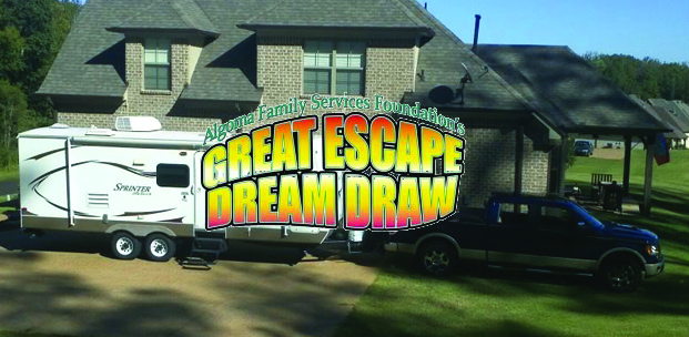 Get Your Great Escape Dream Draw Tickets